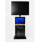 2. Golden Ratio glass table lamp