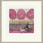 A Pink Day  by Sam Toft