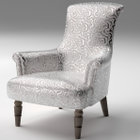 3D Chair and fabric