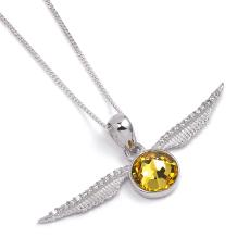 d722bde03 close star star_border. Harry Potter Golden Snitch Necklace Embellished  with Swarovski Crystals