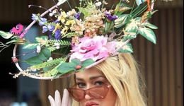 The Best Dressed and Best Hats of the Royal Ascot 2019