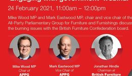 MPs Announced as Special Guests of 'Engaging with Government' Webinar