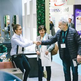 The January Furniture Show is home to the industry's market movers