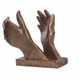 NEW PRODUCT LAUNCH: The sculpture celebrating and supporting the NHS