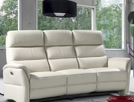 Oslo - Leather Electric Recliner