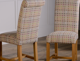 3010 Country Rollback Dining Chair Collection