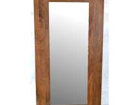Solid Mango Wood Framed Mirror