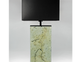 Fused Glass Table Lamp