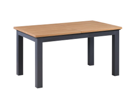 The Richmond Oak Collection Extending Dining Table