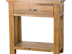 The Deanery Collection One Drawer Lamp Table