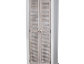 The Liberty Collection Shoe Cupboard With Louvred Door