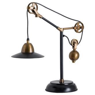 Hudson Adjustable Large Table Lamp