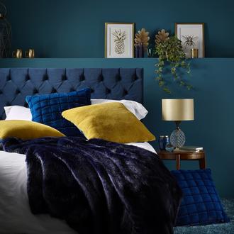 Katrina Hampton Luxury Faux Fur Soft Furnishings