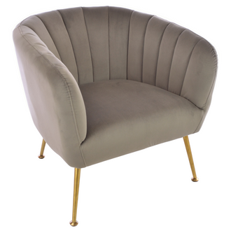 Cromarty Grey Tub Chair