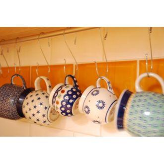 Recycled Spoke Hooks