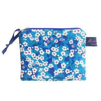Mitsi Blue Small Purse