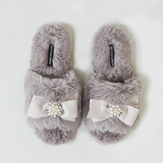 Pretty You London Best Selling Anya Slider Slippers