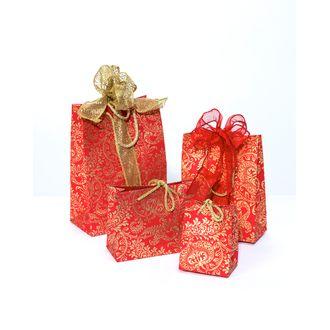 Handmade Giftbags for Christmas