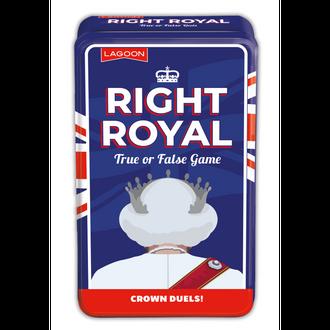 Right Royal True or False Quiz