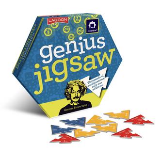 Einstein Genius Jigsaw Puzzle
