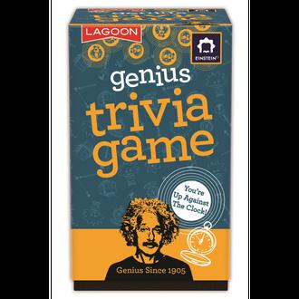 Einstein Genius Trivia Game
