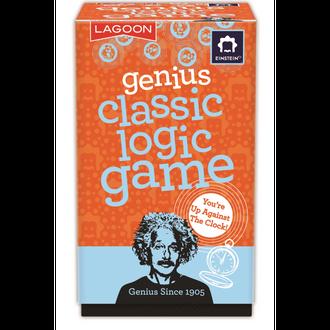 Einstein Genius Classic Logic Game