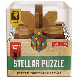 Rubik Wooden Puzzles