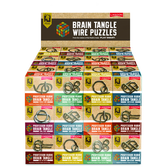 Rubik Brain Tangle Wire Puzzles