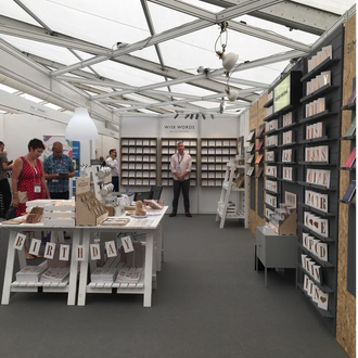 100s New Products on Stand DP1-A17
