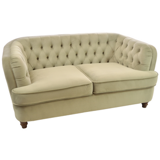 Cromarty Isobel Sofa Light Green
