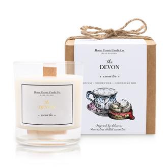 THE DEVON - CREAM TEA SOY CANDLE