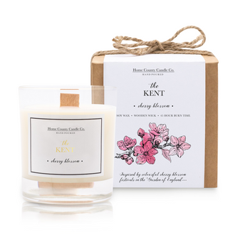 THE KENT - CHERRY BLOSSOM SOY CANDLE