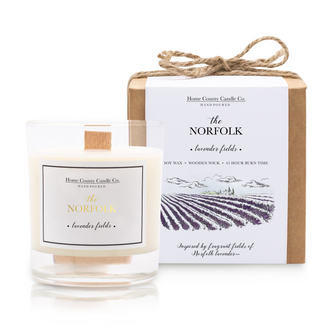 THE NORFOLK - LAVENDER FIELDS SOY CANDLE