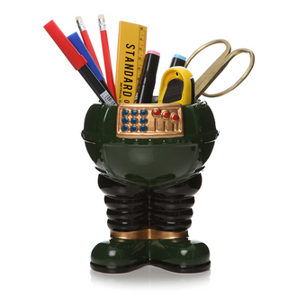 Wallace & Gromit Wrong Trousers Desk Tidy