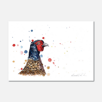 Pheasant Limited Edition Print