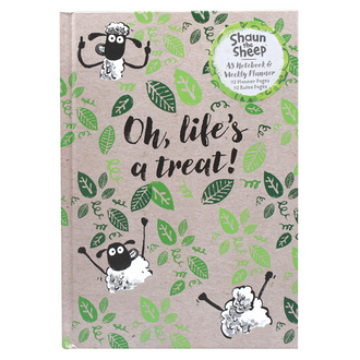 Shaun the Sheep A5 Weekly Planner