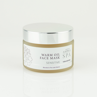 Warm Oil Face Mask - Sensitive Skin