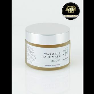 Warm Oil Face Mask - Mature Skin