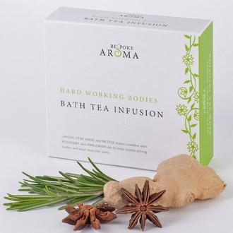 Bath Tea Infusion - Hard Working Bodies