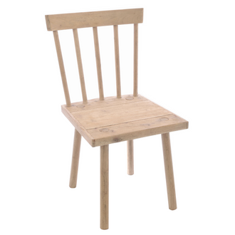 Square Seat Chair