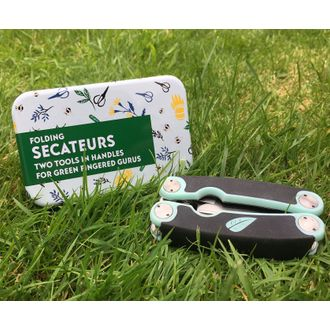 Gifts for Grown Ups - Folding Secateurs