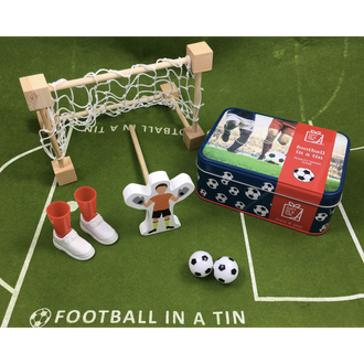 Gift In a Tin - Football in a Tin