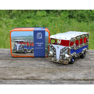 Gift in a Tin - Camper Van Construction Kit