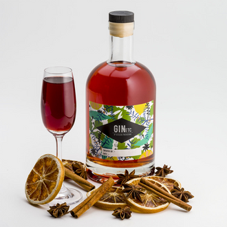 The Hedgerow - Sloe Gin Maker's kit - Blend No.3