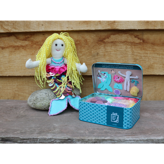 Gift in a Tin - Make your own Mermaid