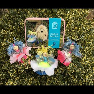 Gift in a Tin - Magical fairy fun