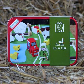 Gift in a Tin - Farm in a Tin