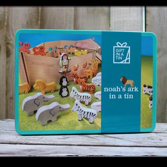 Gift in a Tin - Noah's Ark in a Tin