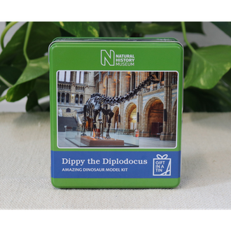 Gift in a Tin - Dippy the Diplodocus