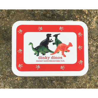 Gift in a Tin - Dinky Dinos